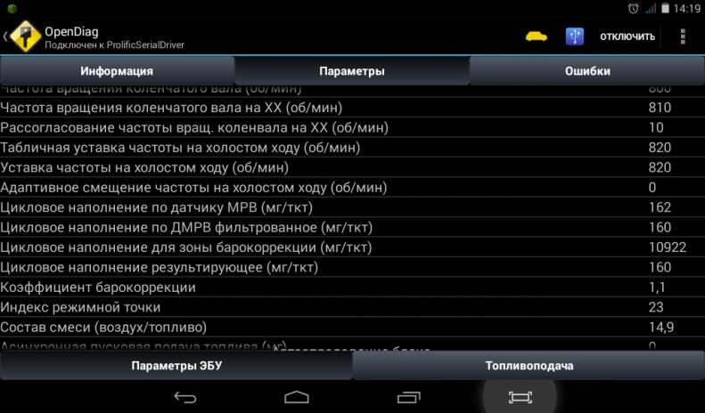 OpenDiag Mobile