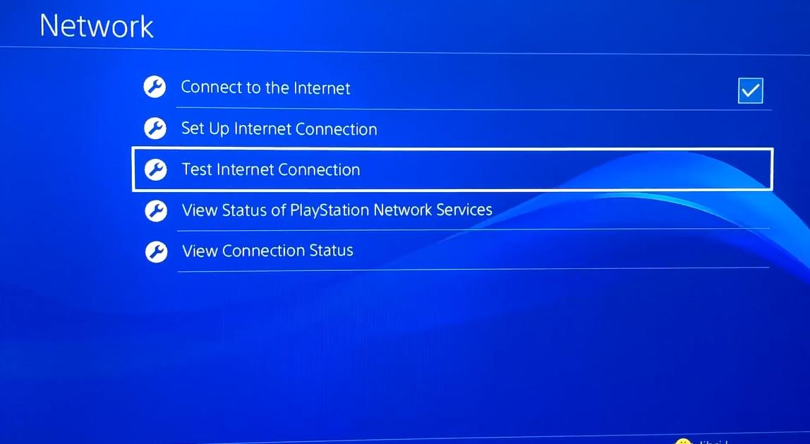 Проверяем интернет через консоль
