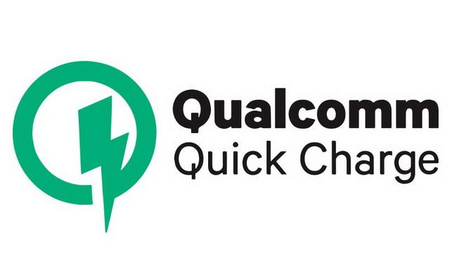 Логотип Quick Charge