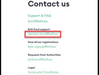 Bolt Food списали деньги с карты – что делать?